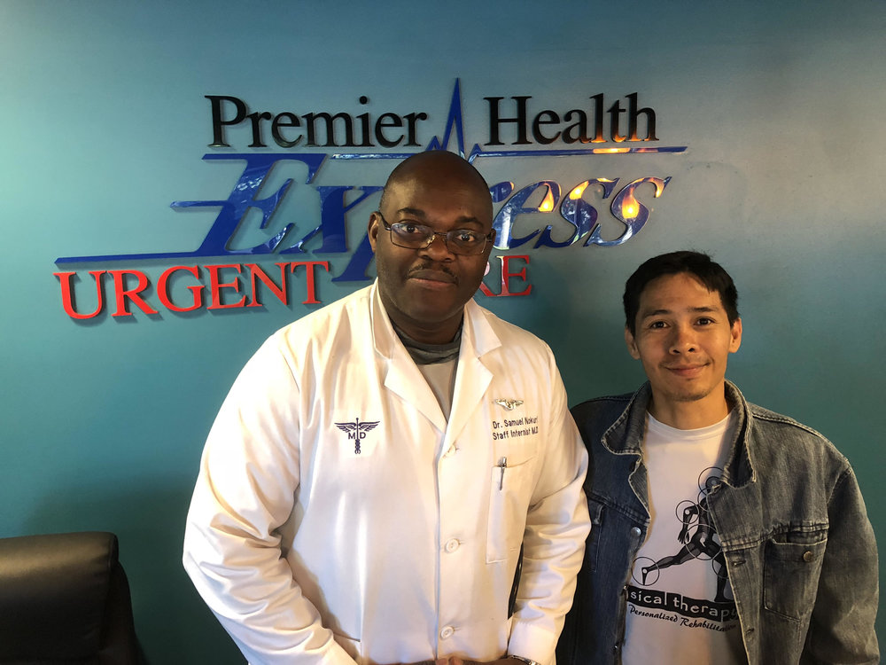 Dr Nokuri Premier Health Express Urgent Care and Primary Care Physician Best Internist and AAA PT Top Rated Columbia Howard County MD.jpg