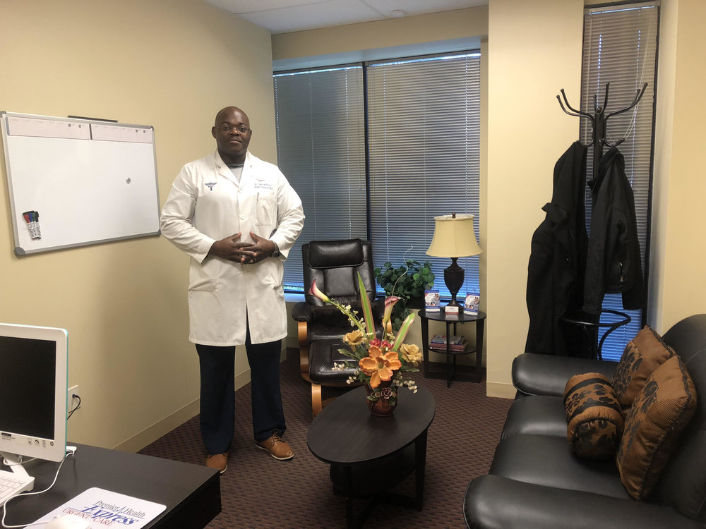 Dr Nokuri Premier Health Express Urgent Care and AAA Physical Therapy Best in Columbia Howard County MD.jpg