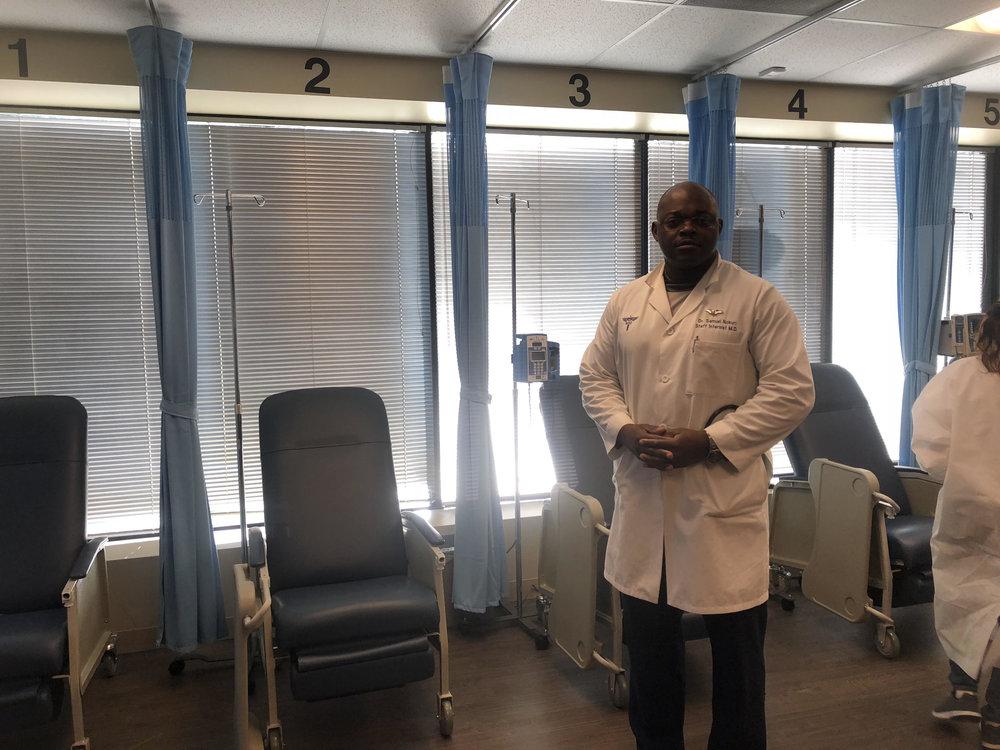 Dr Nokuri Premier Health Express Urgent Care and Primary Care Physician and AAA PT Top Rated Columbia Howard County MD.jpg
