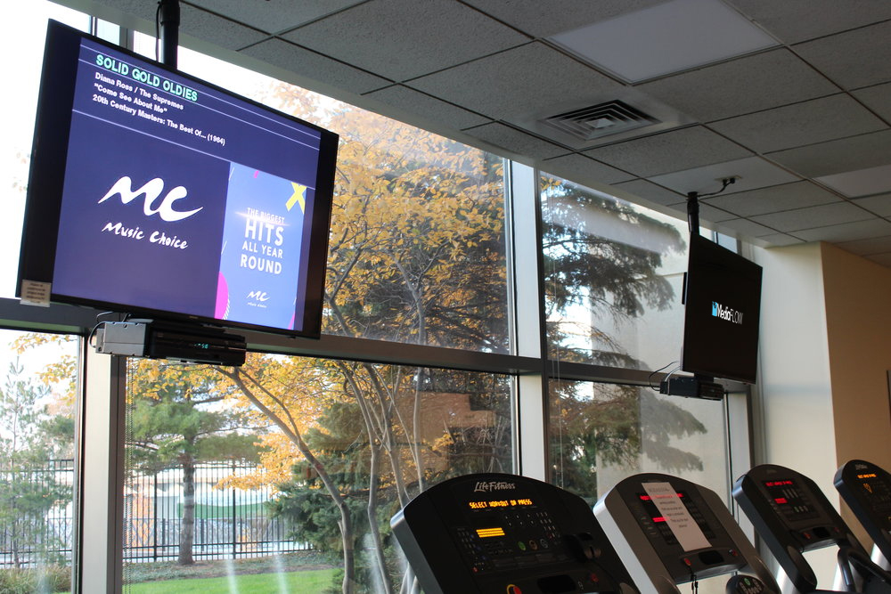 Fitness Center Technology