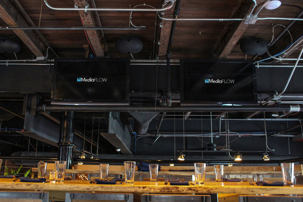 Restaurant TVs