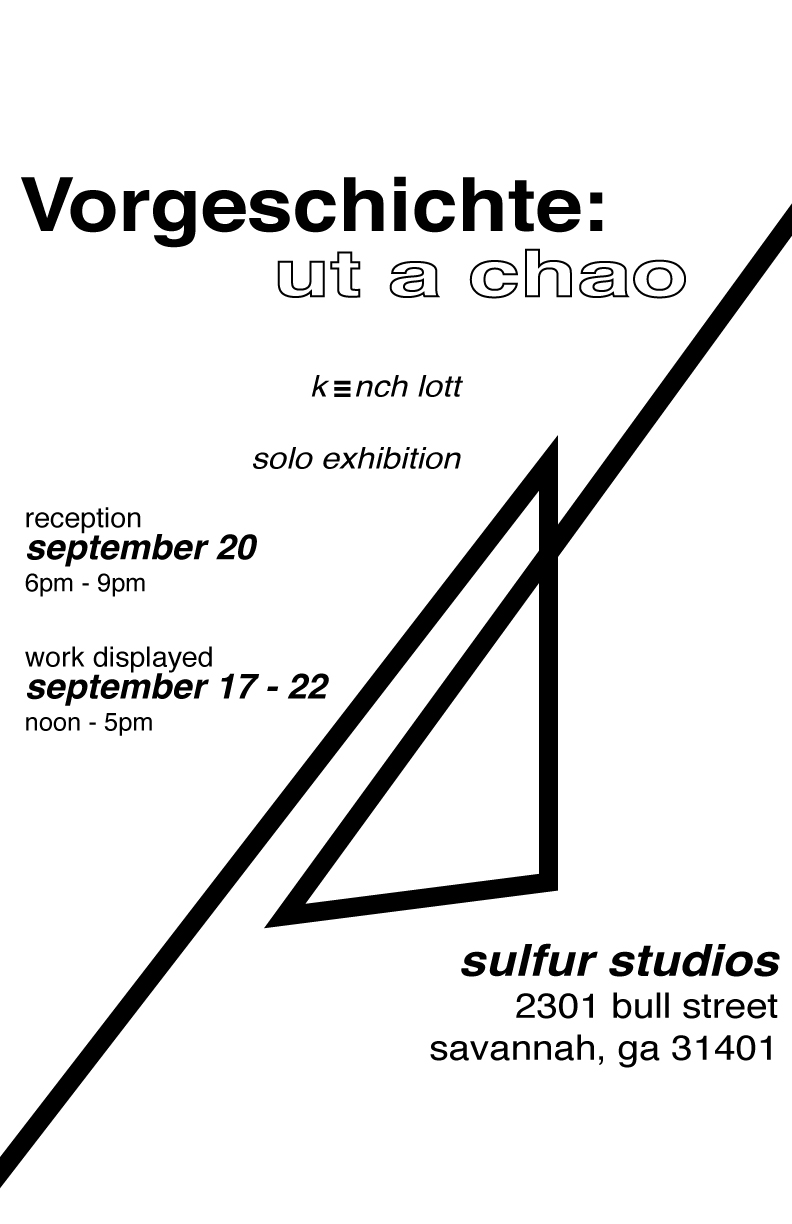 Upcoming and Recent Exhibitions — Sulfur Studios
