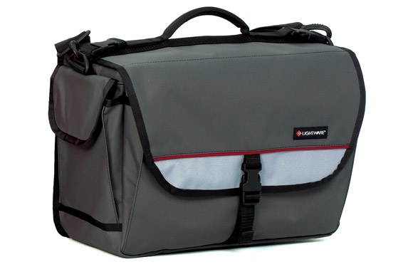 PHOTO LAPTOP MESSENGER BAG