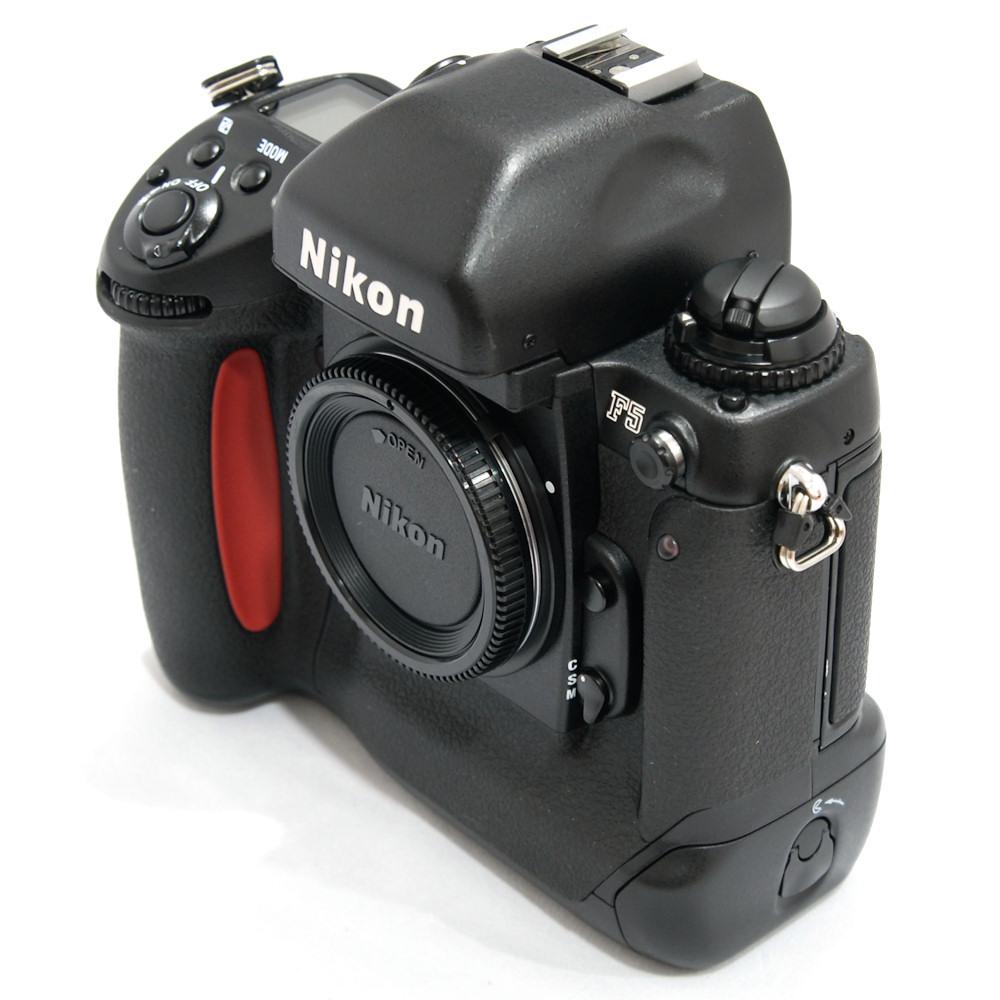 Nikon F5 body Film SLR       $549.95