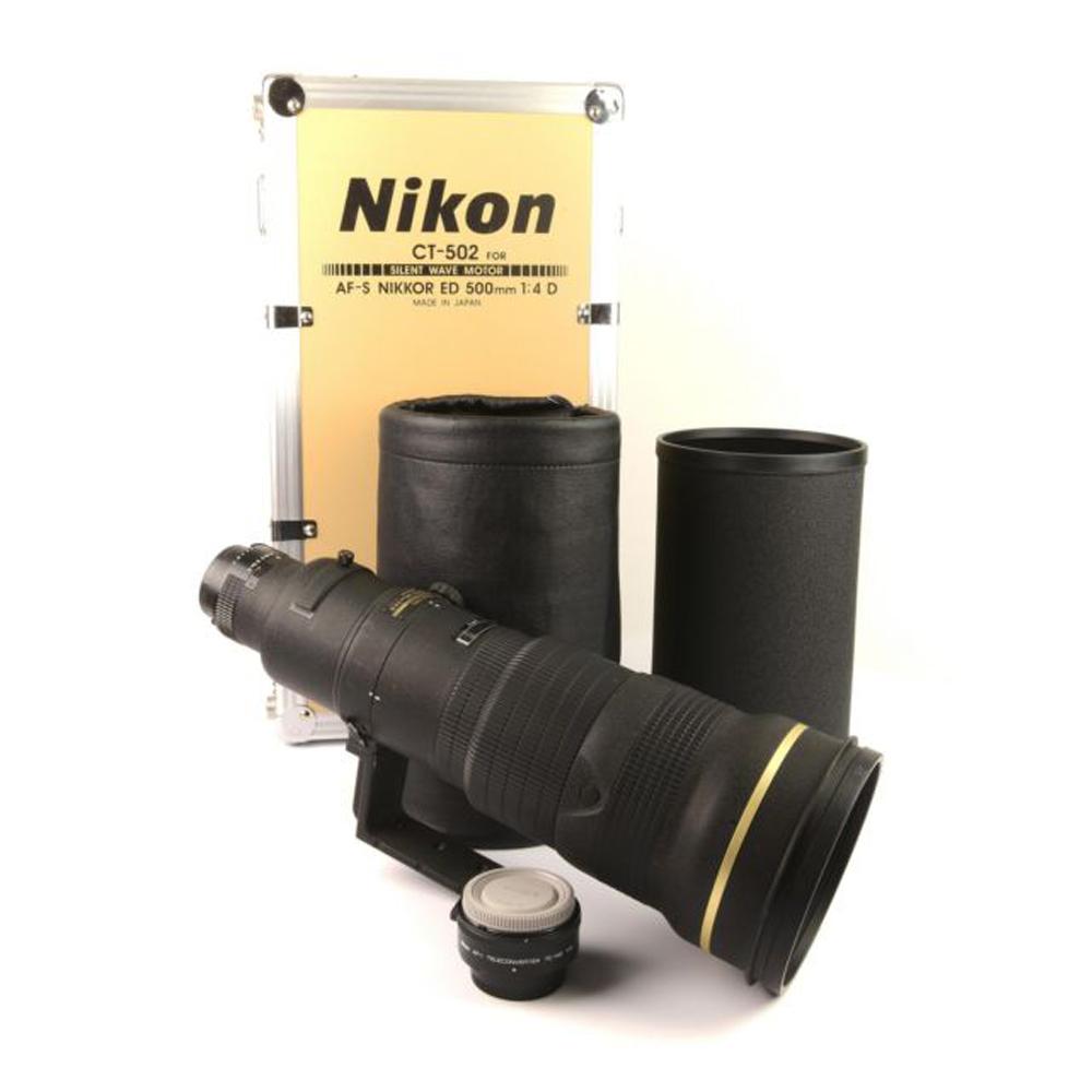 NIKON AF-S 500 f/4 Silent Wave Motor Part  #1941    $3499.95