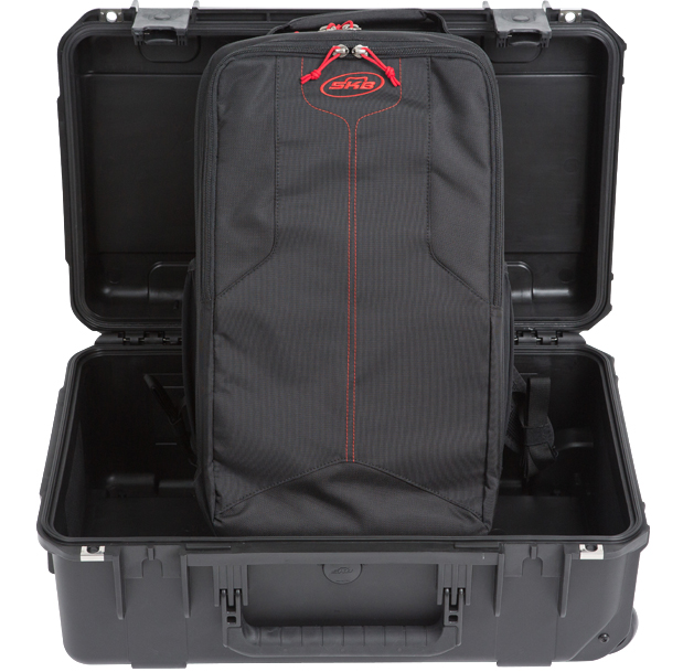 SKB 2011-7 CASE W/ THINKTANK BACK PACK