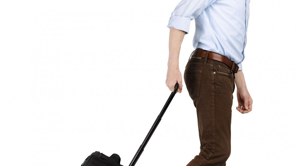 INTERNATIONALCARRY-ON - Complies with most international and U.S. domestic carry-on regulations. Will even fit under the seat or in the overhead of regional aircraf
