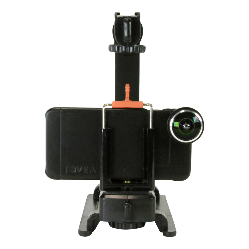 Perfect For Small And Lightweight Cameras - The Scorpion Jr. is a versatile handheld camera stabilizer & support Rig. It is designed for smaller cameras like the GoPro, smartphones, and most DSLR's.