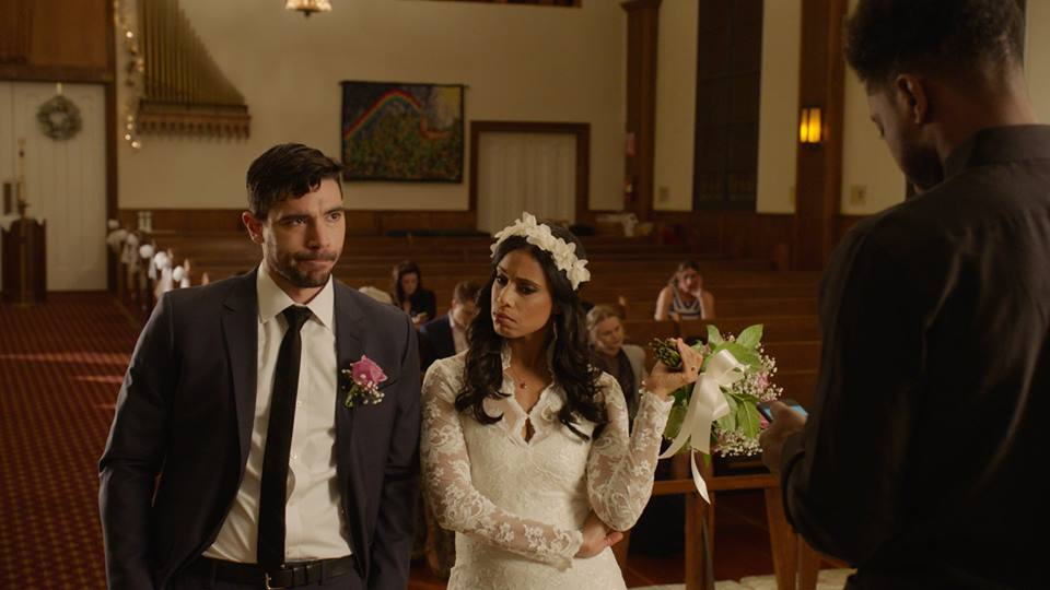 "3:30PM            Narrative Shorts: Comedy Block  - The Wedding Scene, directed by David Levy Dagerman/USA/10minutesOn the set of an indie movie, an actress gets cold feet on the day of her character's wedding. Bullies, directed by Daniel Bydlowski /USA/28minutesEugene, a shy 10-year-old boy, is bullied every day until he discovers a secret underneath the school that keeps him safe, for now…Five Point Oh, directed by Tommy Cramer/USA/13minutesWhen Erika, a 24 year old DJ, meets Kevin, a 25 year old TV writer, it's love at first sight…but everything may be riding on forces out of their control.  Gringa, directed by Claudia Murray/USA/14minutesThis bilingual short follows an overworked Cuban-American millennial rushing to pack for a trip to Havana. Roadside Attorney, directed by Barry Cobbs/ Arkansas/USA/8minutesJames F.A. McGaugh, Esquire, uses the law as a hammer to fix broken lives.  Want a divorce?  Want to stay in prison?  James will win your case, guaranteed. Gwen, directed by Madeline Snapp/Arkansas/USA/9minutesGwen is preparing for the annual Blue Briar Neighborhood Fair, where folks come from miles to showcase their talents. The Wayward Wind, directed by Steve Delahoyde/USA/4minutesWith music by Carl Sondrol, The Wayward Wind uses movement and humor to turn the idea of the ""rambling man"" on its head.  FOLLOWED BY Q&A WITH THE FILMMAKERS"