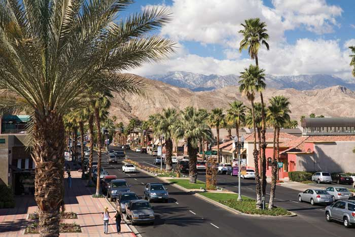 El Paseo Palm Desert Shopping & Dining