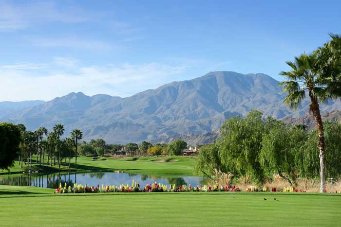 Hideaway golf club lot views
