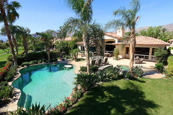 Rancho La Quinta Country Club Golf Course Home