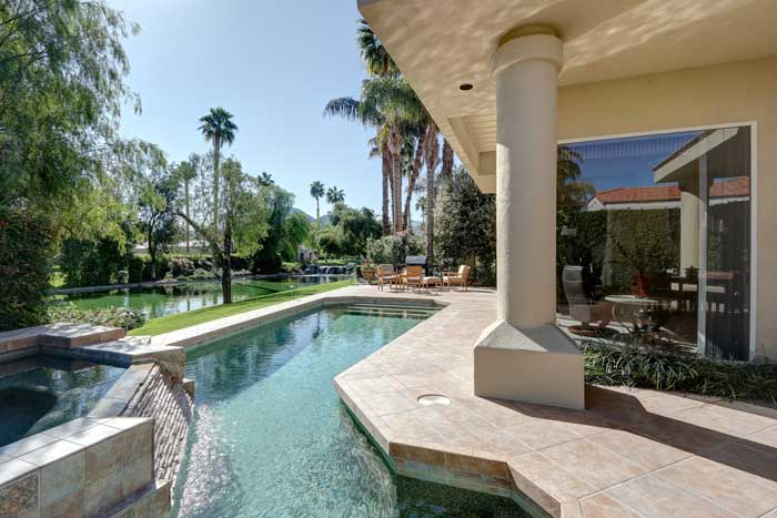 Desert Horizons Country Club Indian Wells Pool Home