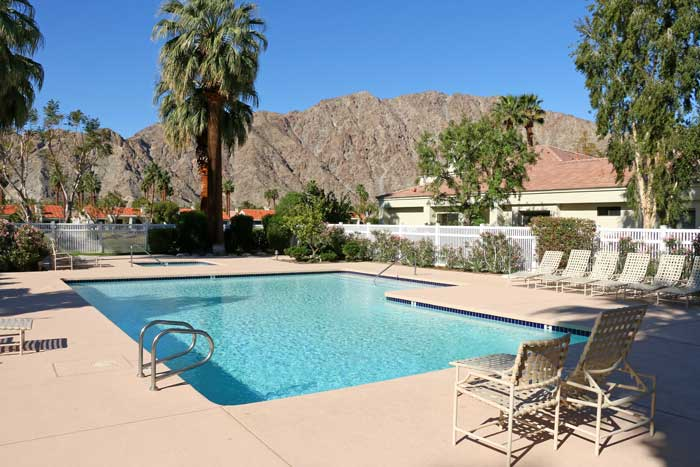 Community Pool & Spa at PGA West La Quinta