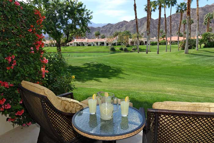 PGA West Golf Course Condo Views in La Quinta CA
