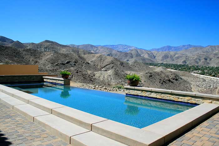 Recently sold luxury home at Villas of Mirada Rancho Mirage CA