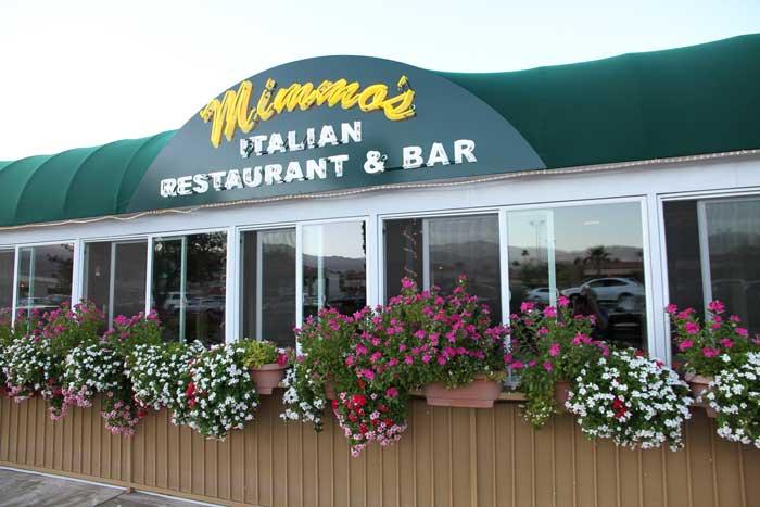 Mimmo's Italian Restaurant visit by Sheri Dettman