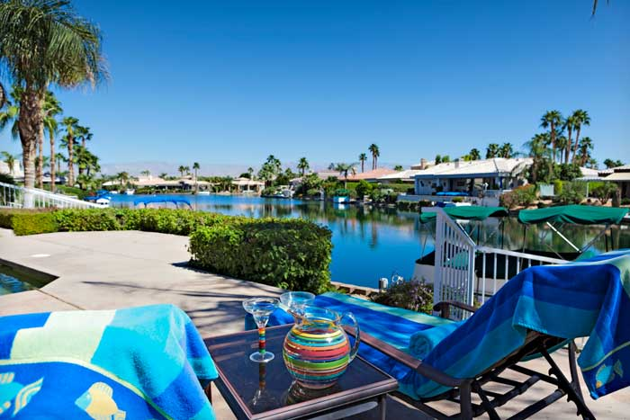 Lake La Quinta Waterfront Home For Sale