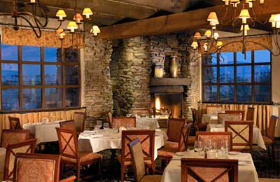 cliff house dining room | Dining Around The Desert: Cliffhouse, La Quinta