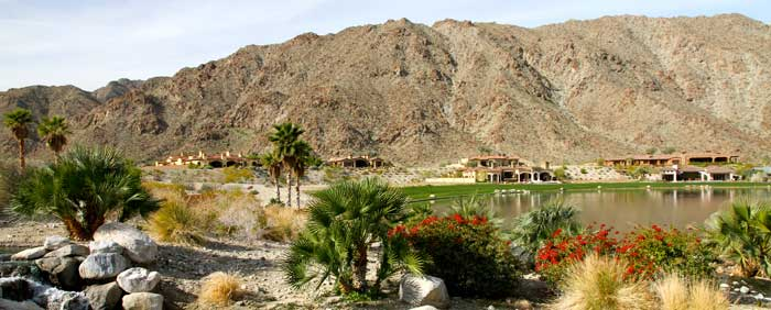 palm desert golf homes at Ironwood Country Club