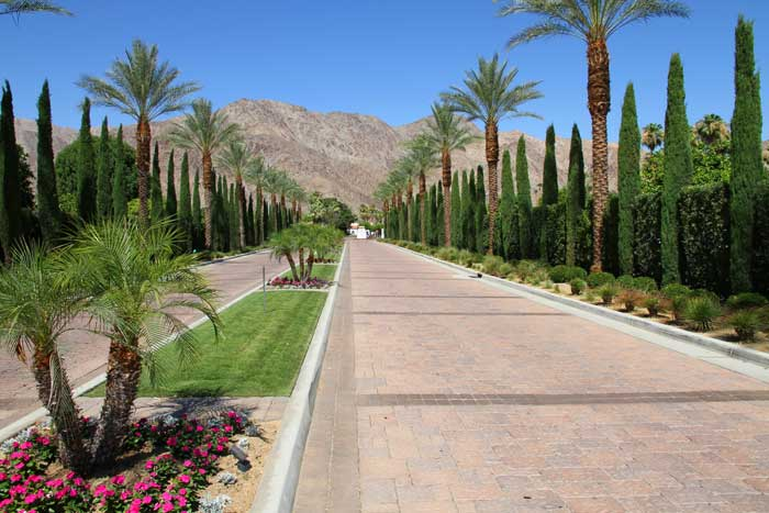 La Quinta Resort & Club Entry Drive