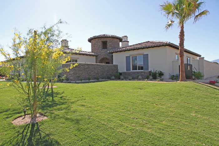 Stonefield Estates Indio Luxury Home recently sold
