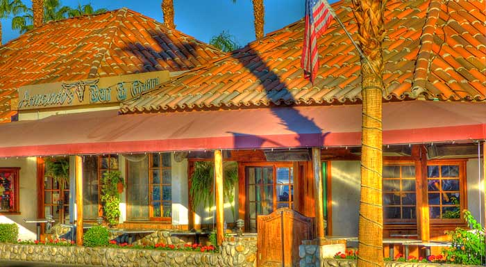 Palm Desert dining at Armando's Bar & Grill