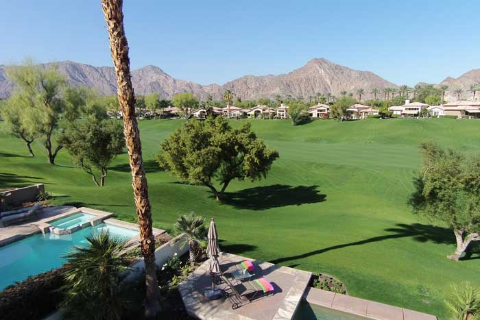 Rancho La Quinta Country Club Golf Home