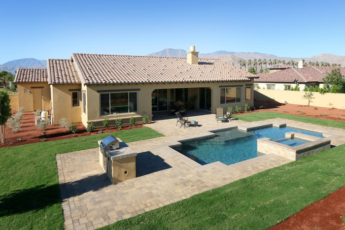 Stonefield Estates Indio New Home