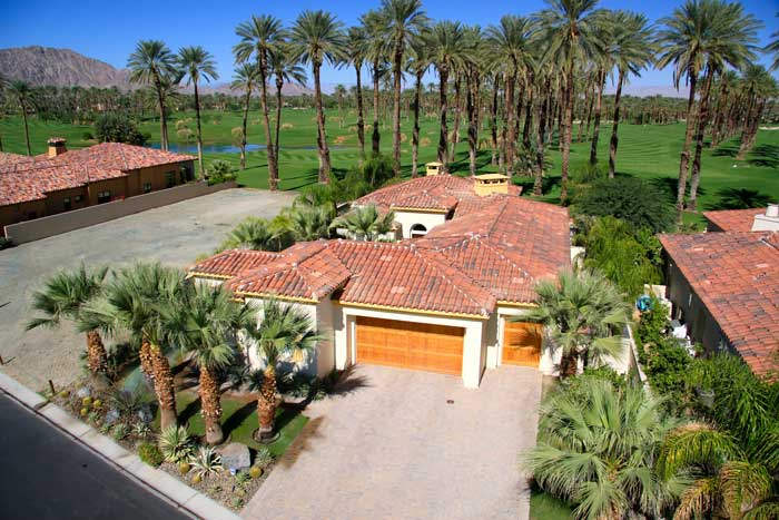 Palms golf club home for sale at 81914 Couples Court La Quinta