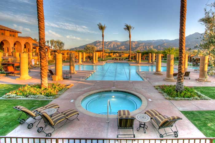 Andalusia At Coral Mountain Pool La Quinta