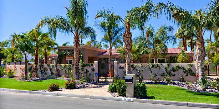 Luxury Home For Sale In Indian Wells California at 75386 Desert Park Drive
