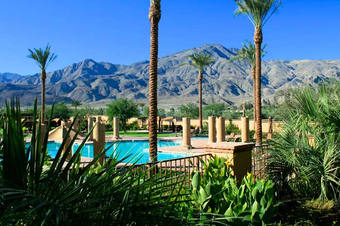 Andalusia La Quinta Country Club Pool