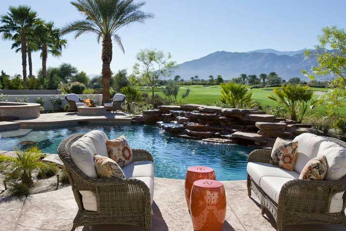 Luxury Home Pool & Views at Andalusia La Quinta, California