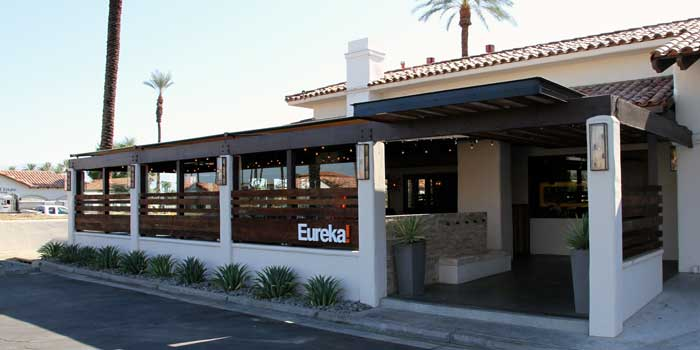 Eureka Restaurant Indian Wells