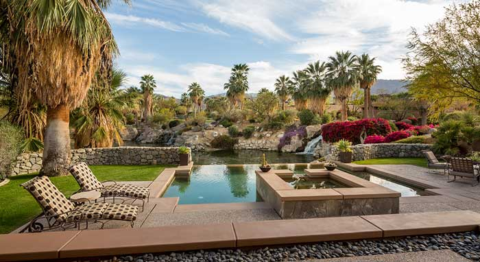 1118 Lake Vista just sold at Bighorn Golf Club Palm Desert