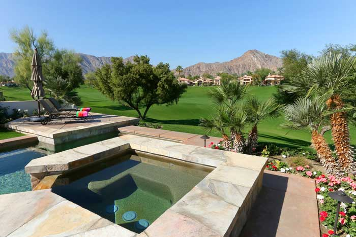 Views From Rancho La Quinta Home For Sale at 78776 Via Carmel La Quinta