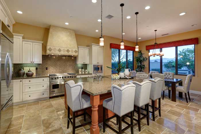 80952 Rockberry Court Indio chef's kitchen