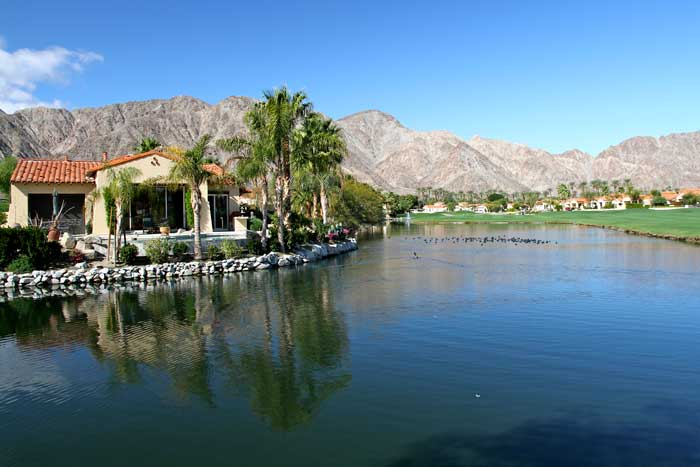 Hacienda Homes at The La Quinta Resort Golf Course