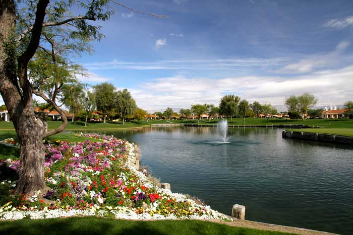 Citrus Golf Club Homes La Quinta