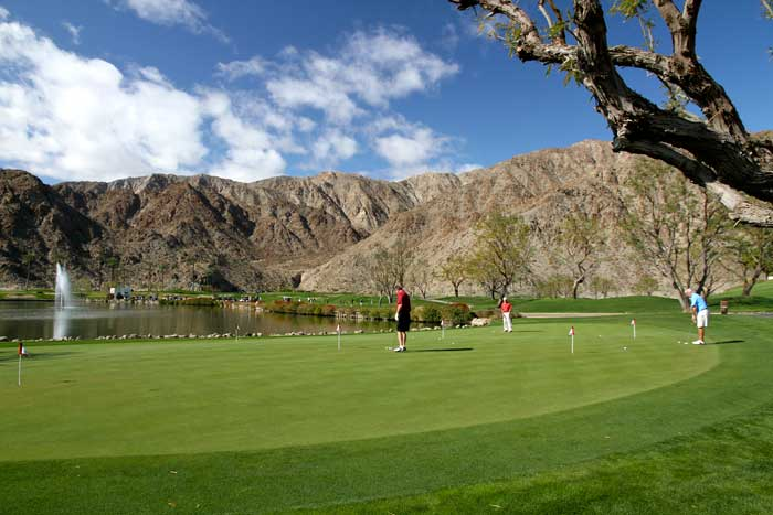 Golf at La Quinta Resort & Club