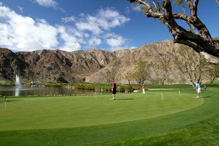 Golf at La Quinta Resort & Club