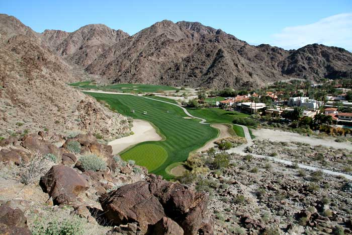 Enclave Homes on The Mountain Course La Quinta Resort