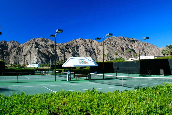 Tennis at PGA West