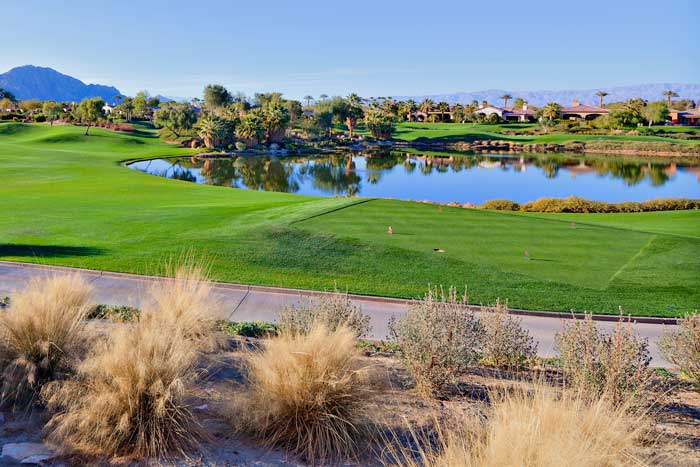 Andalusia La Quinta Golf Homes