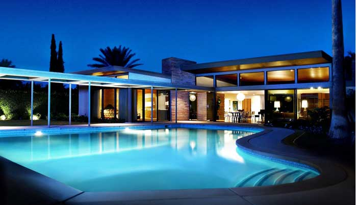 Frank Sinatra's former Rancho Mirage Estate