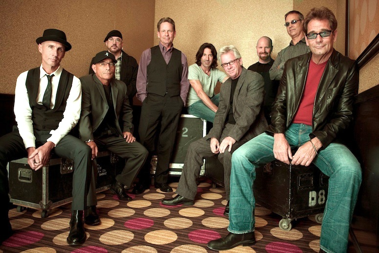 PHOTO COURTESY OF HUEY LEWIS AND THE NEWS   Huey Lewis and the News performs New Year's Eve at Agua Caliente Casino Resort Spa in Rancho Mirage.