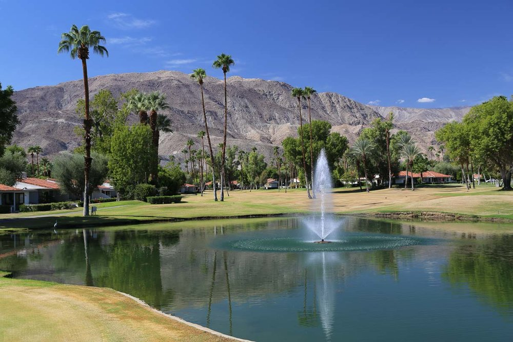 Houses for Sale on Rancho Mirage Golf Courses