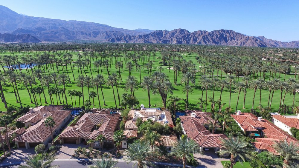 Custom Luxury Golf Home At The Palms, La Quinta