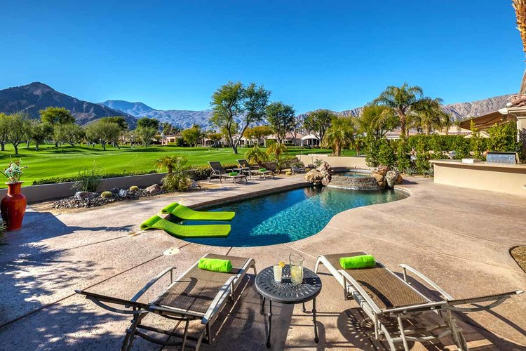 South Facing Golf Home At The Citrus, La Quinta
